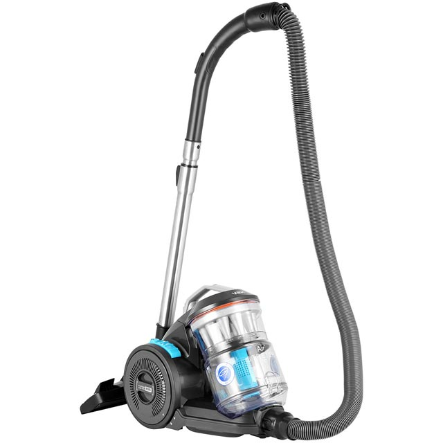 Vax Air Stretch Pet CCQSASV1P1 Cylinder Vacuum Cleaner - Grey - CCQSASV1P1_GY - 1