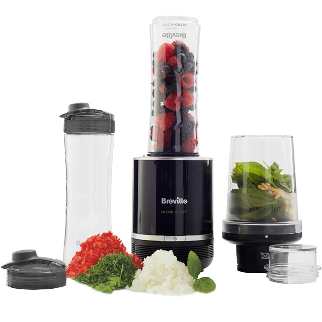 Breville Blend-Active Pro VBL212 Blender in Black