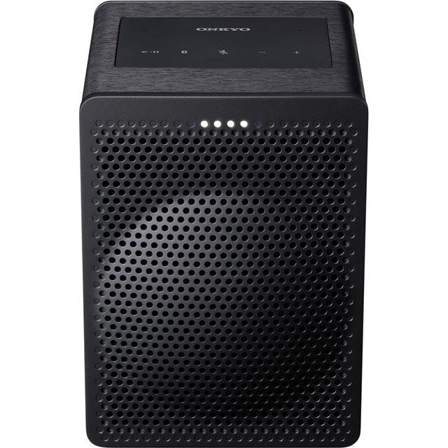 Onkyo VC-GX30-B Wireless Speaker in Black