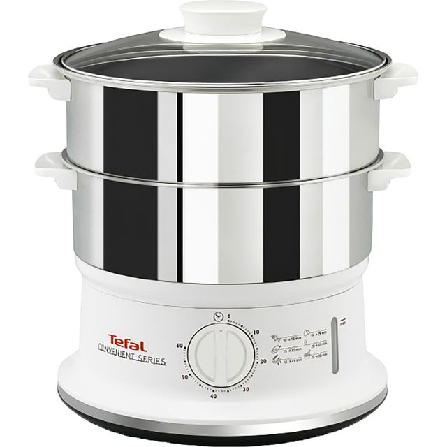 Tefal VC145140 Steamer - Stainless Steel