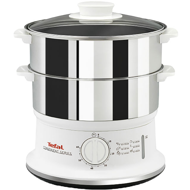 Tefal VC145140 Steamer - Stainless Steel - VC145140_SS - 1