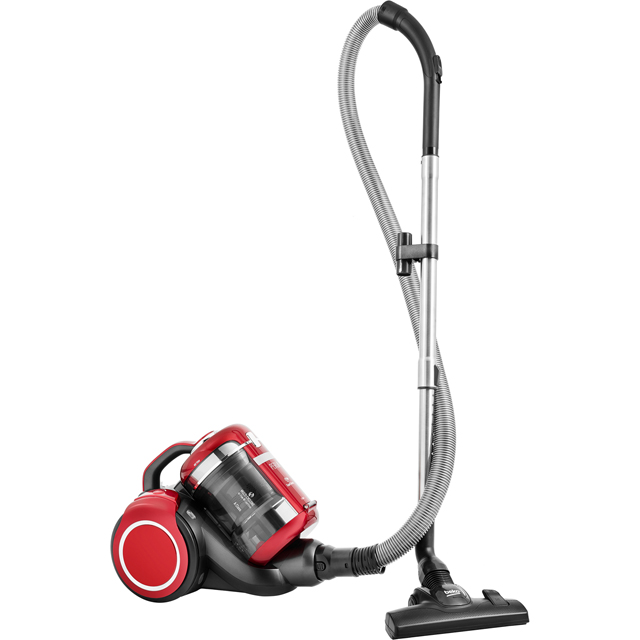Beko VCM7180P Bagless Cylinder Vacuum Cleaner - A Rated