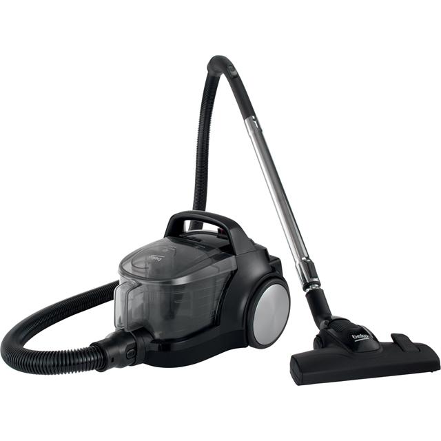 Beko Cylinder Vacuum Cleaner in Black