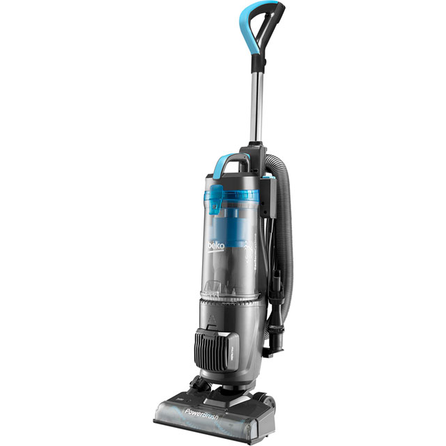 Beko Upright Vacuum Cleaner in Blue