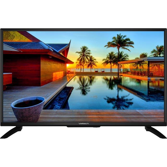 Veltech VE40FO01UK Led Tv in Black