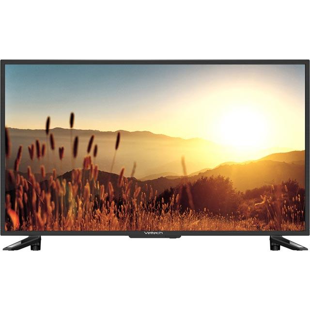 Veltech VE48FO01UK Led Tv in Black