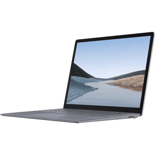 "Microsoft Surface Laptop 3 Platinum 13.5"" - VEF-00003 - 1"