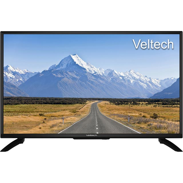 "Veltech VEL32FO02UK 32"" TV/DVD Combi TV - Black - VEL32FO02UK - 1"