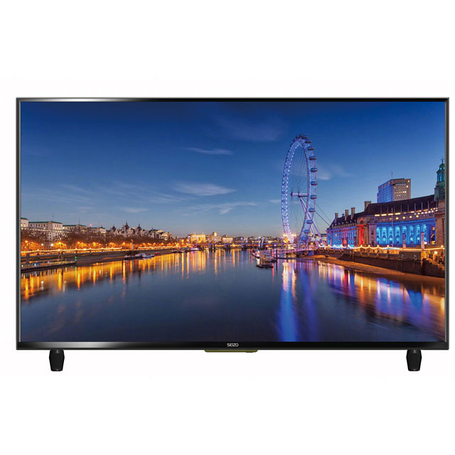 "Veltech VEL32SM01UK 32"" Smart TV - Black - [A Rated] - VEL32SM01UK - 1"