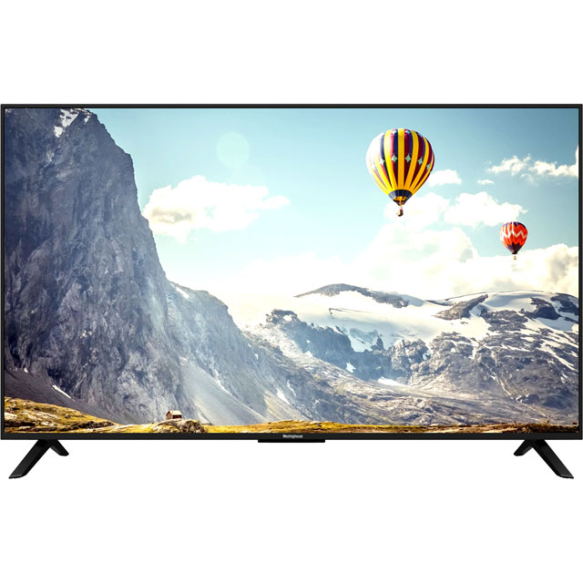 "Veltech VEL50FO01UK 50"" TV - Black - VEL50FO01UK - 1"