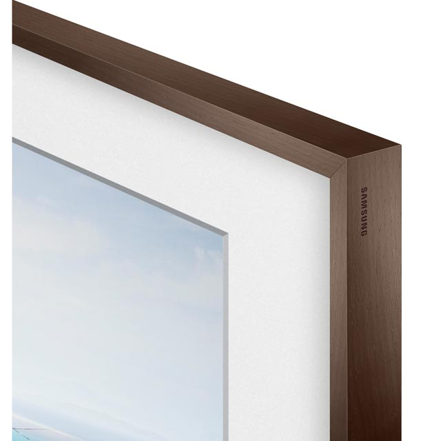 "Samsung The Frame Bezel For 43"" TV - Walnut - VG-SCFM43DW/XC - 1"