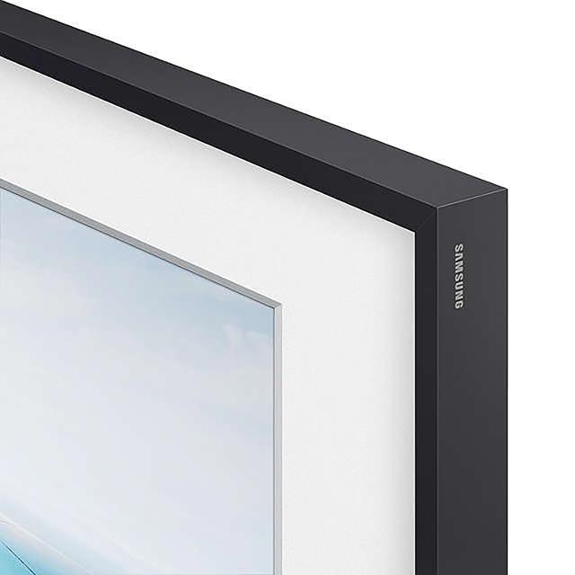 Samsung Led Tv in Matt Black