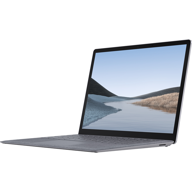 "Microsoft 13.5"" Surface Laptop 3 [2019] - Platinum - VGY-00003 - 1"