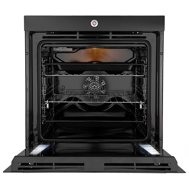Hoover H-OVEN 700 EXTRA VISION Built In Electric Single Oven - Black Glass - VISION_BKG - 2