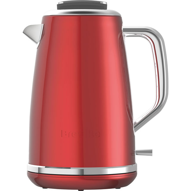 Breville Lustra Kettle - Candy Red