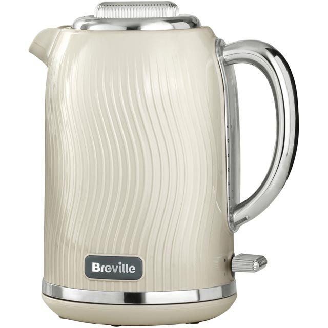 Breville Flow Collection Kettle - Cream