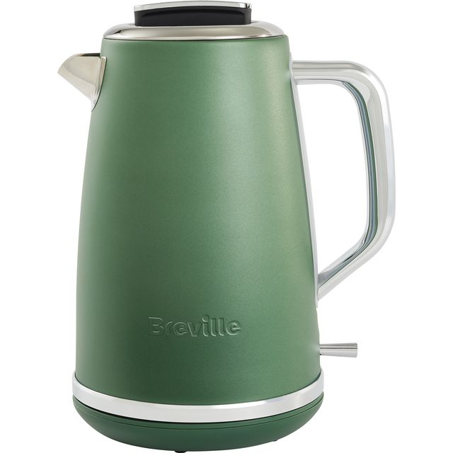 Breville Lustra Collection VKT200 Kettle - Matte Forest Green