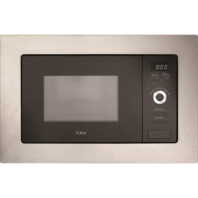 CDA VM551SS Built In Microwave - Stainless Steel - VM551SS_SS - 1