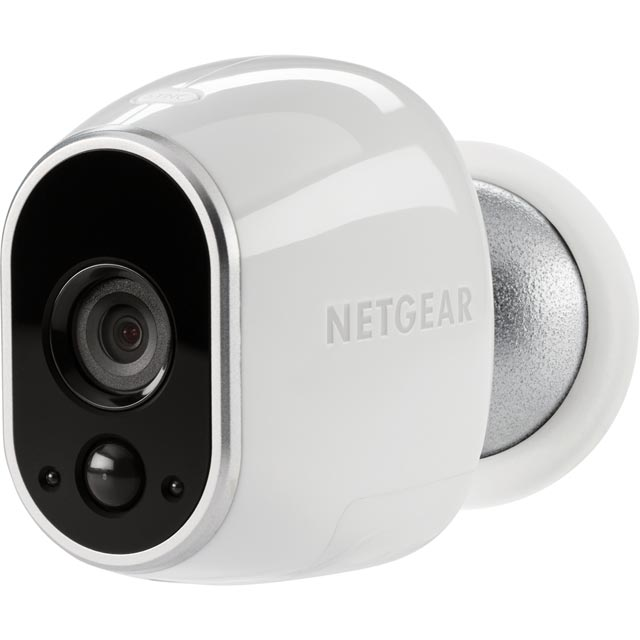 Arlo VMC3030-100EUS Smart Home Security Camera in White