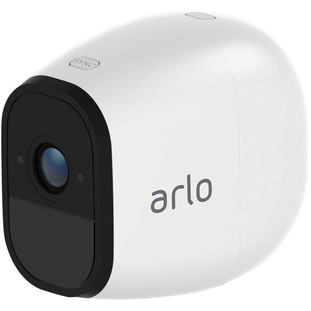 Arlo Pro VMC4030-100EUS Smart Home Security Camera in White