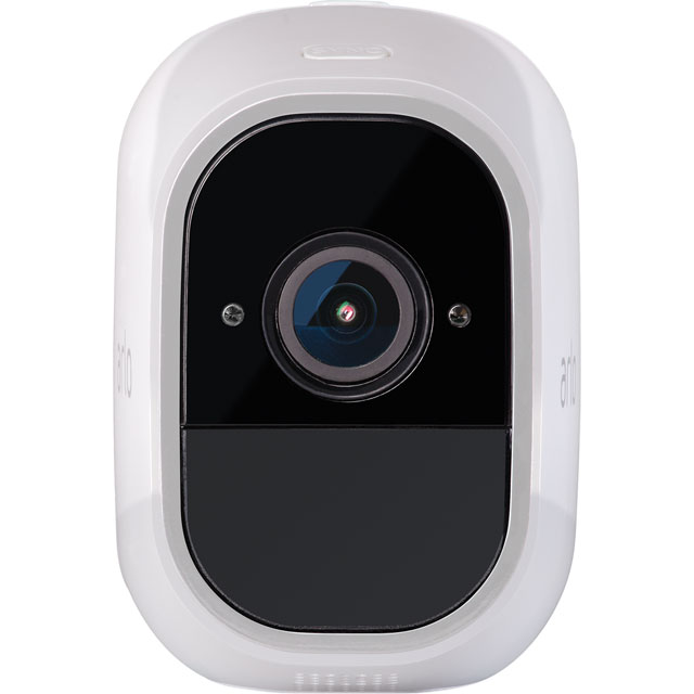 Arlo Pro 2 Smart Weatherproof Security System Add-On Camera - White