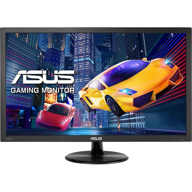 "Asus VP228HE Full HD 21.5"" 60Hz Gaming Monitor - Black - VP228HE - 1"