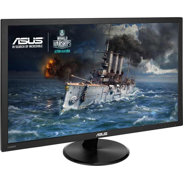 "Asus VP247H Full HD LCD TN 24"" Gaming Monitor"