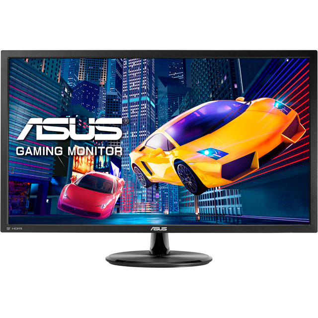 "Asus Ultra HD 28"" 60Hz Gaming Monitor - Black"