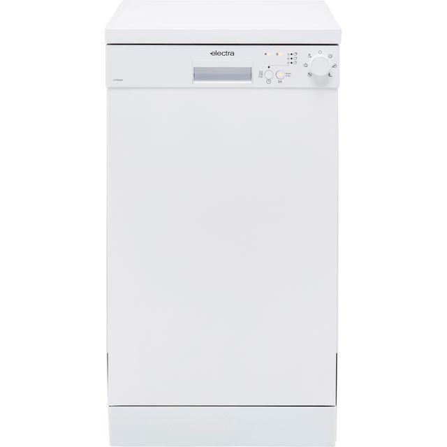 Electra C1745WE Slimline Dishwasher - White - E Rated