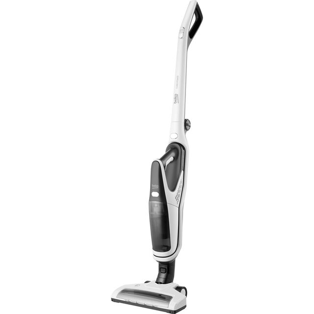 Beko VRT61818VW, 2 in 1 Cordless Stick Vacuum Cleaner, White, 100 W, 80 Decibeles