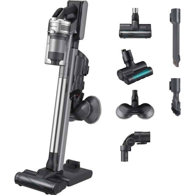 Samsung Jet™ 90 Pro VS20R9049S3 Cordless Vacuum Cleaner with up to 60 Minutes Run Time
