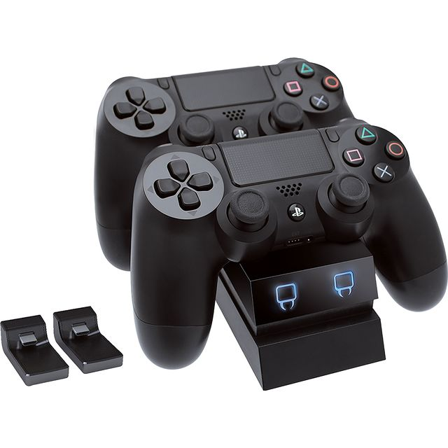 Venom Twin Docking Station For PlayStation 4 - Black