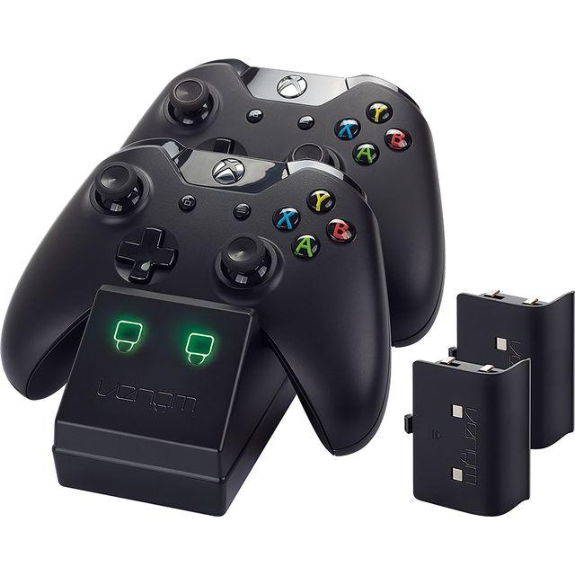 Venom Twin Docking Station For Xbox One - Black