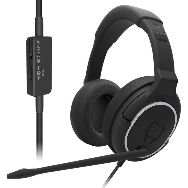 Venom Nighthawk Stereo Gaming Headset - Black - VS2855 - 1