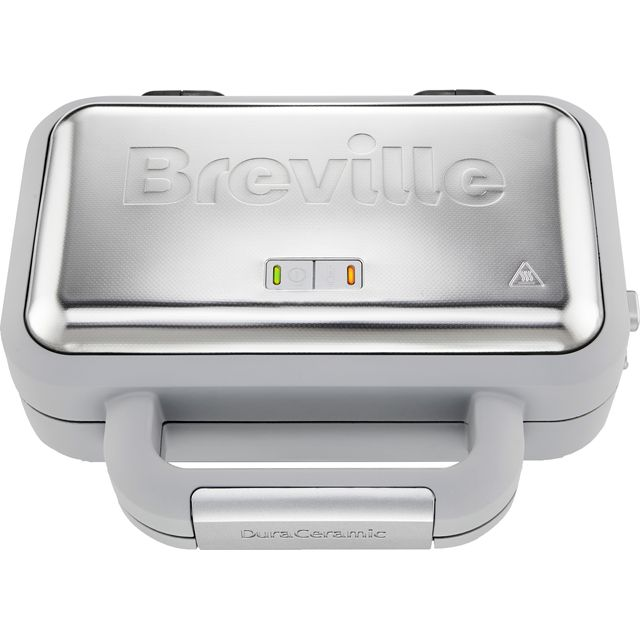 Breville Duraceramic VST072 Party Food and Dessert Maker - Silver - VST072_SI - 1