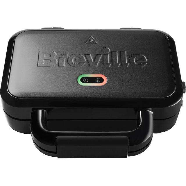 Breville Deep Fill VST082 Sandwich Toaster - Dark Steel