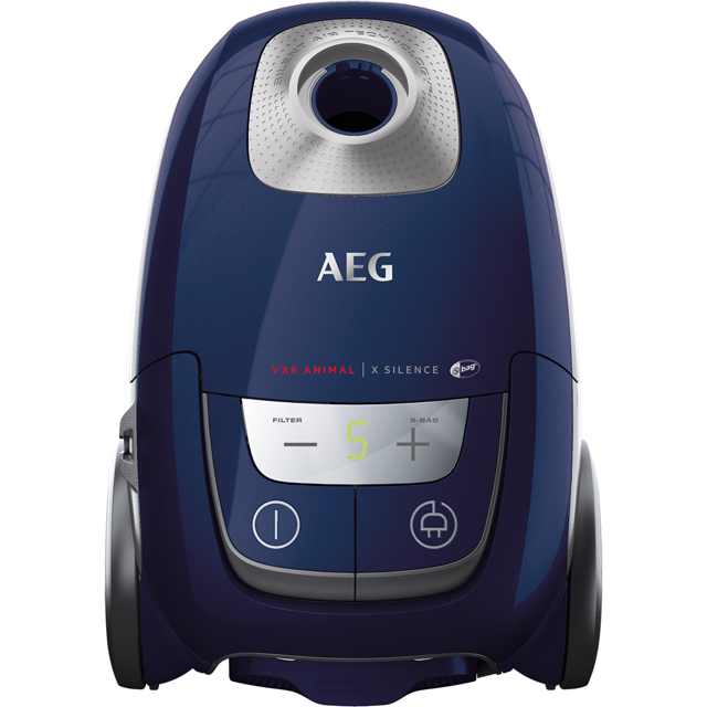 AEG Cylinder Vacuum Cleaner - A Rated