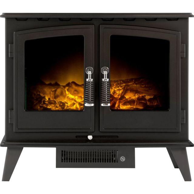 Adam Fires 13369 Log Effect - Black
