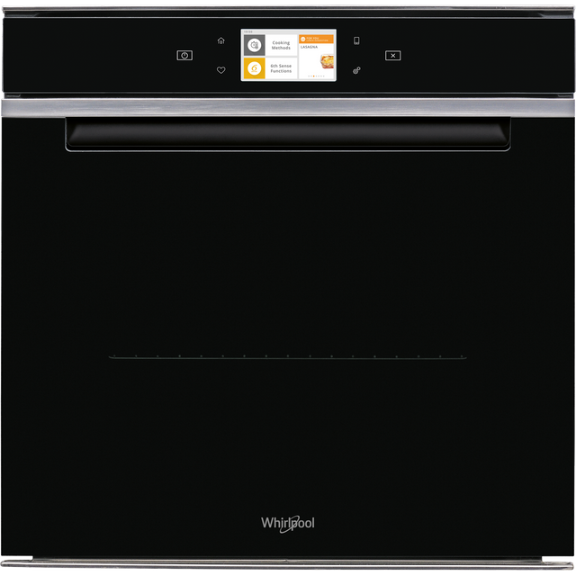 Whirlpool W Collection W11IOM14MS2H Built In Electric Single Oven - Black - W11IOM14MS2H_BK - 1