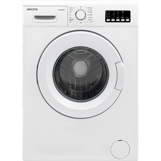 Electra W1449CF2W 7Kg Washing Machine with 1400 rpm - White - A++ Rated