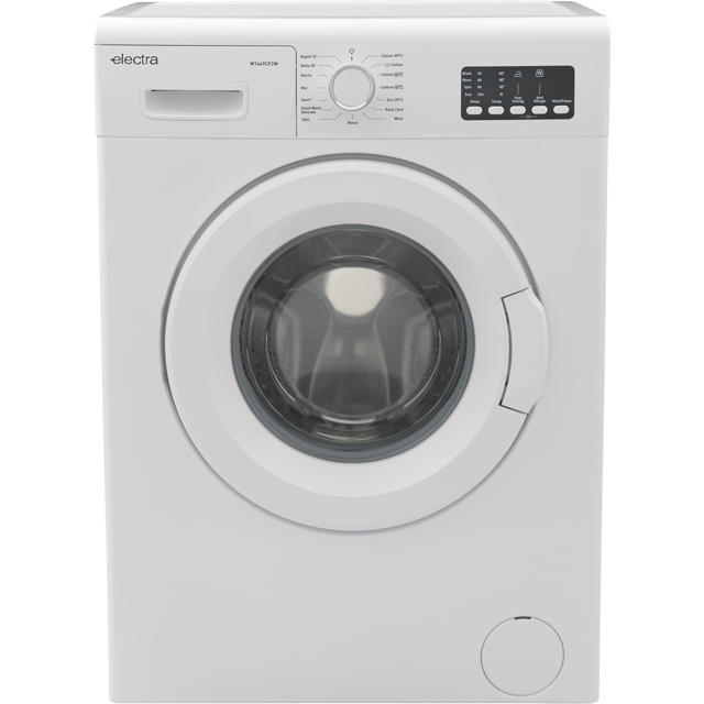 Electra 7Kg Washing Machine - White - A++ Rated