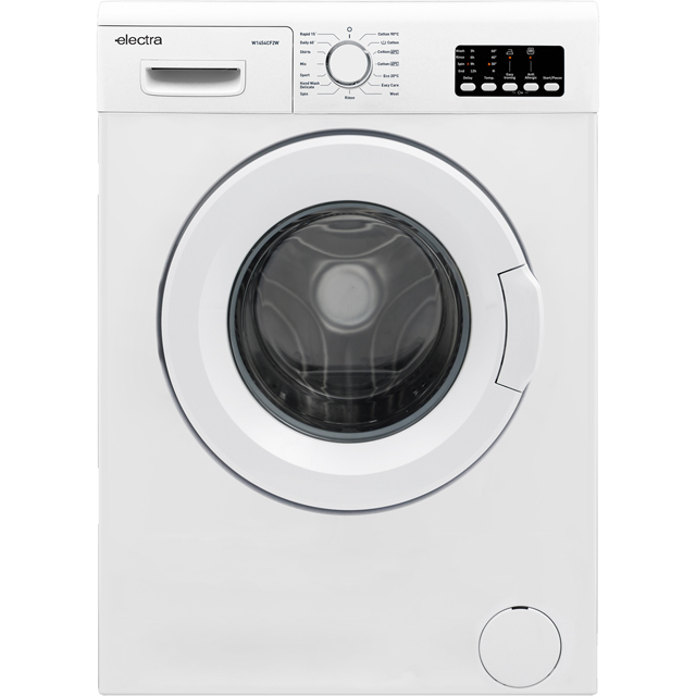 Electra W1454CF2W 8Kg Washing Machine with 1400 rpm - White - A++ Rated