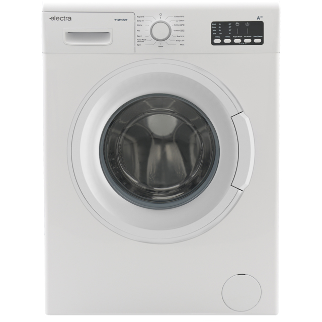 Electra W1459CF2W 9Kg Washing Machine with 1400 rpm - White - A++ Rated - W1459CF2W_WH - 1