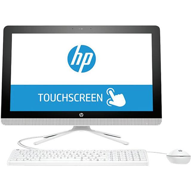 HP W3B91EA#ABU Desktop Pc in Snow White