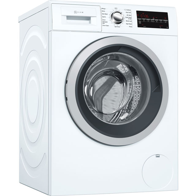 NEFF 9Kg Washing Machine - White - A+++ Rated