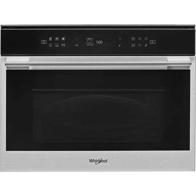 Whirlpool W Collection W7MW461UK Wifi Connected Built In Combination Microwave Oven - Stainless Steel