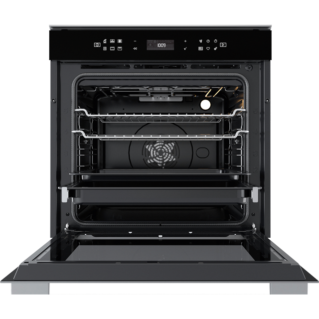 Whirlpool W Collection W7OM44S1P Built In Electric Single Oven - Stainless Steel - W7OM44S1P_SS - 3