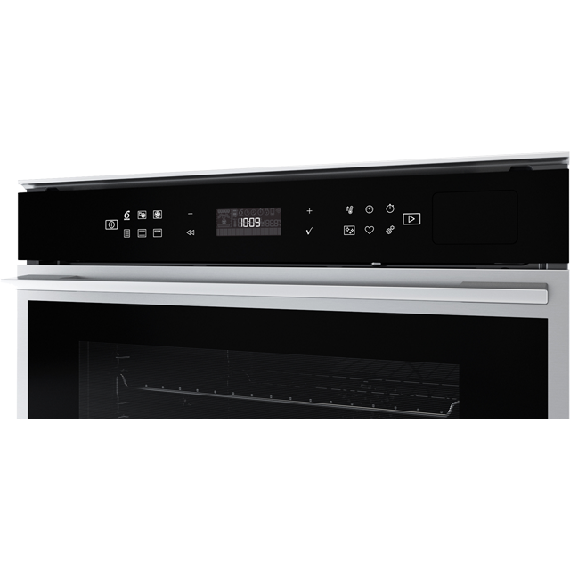 Whirlpool W Collection W7OM44S1P Built In Electric Single Oven - Stainless Steel - W7OM44S1P_SS - 5