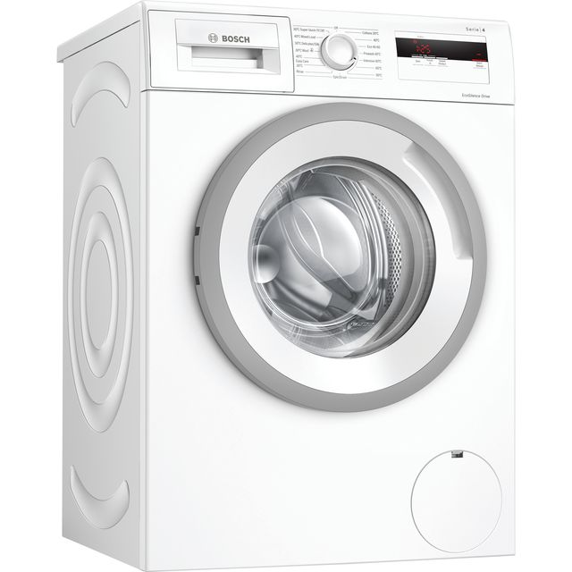 Bosch Serie 4 WAN28081GB 7Kg Washing Machine - White - WAN28081GB_WH - 1