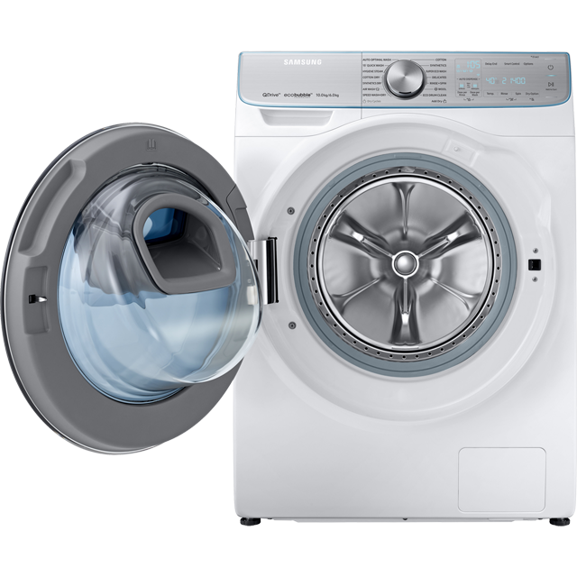 Samsung QuickDrive™ WD10N84GNOA 10Kg / 6Kg Washer Dryer - White - WD10N84GNOA_WH - 5
